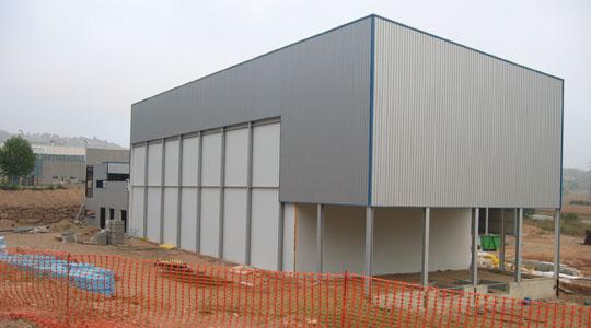Ingedeck cubiertas fachadas forjados met licos - Material para fachadas ...