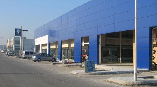 fachadas panel